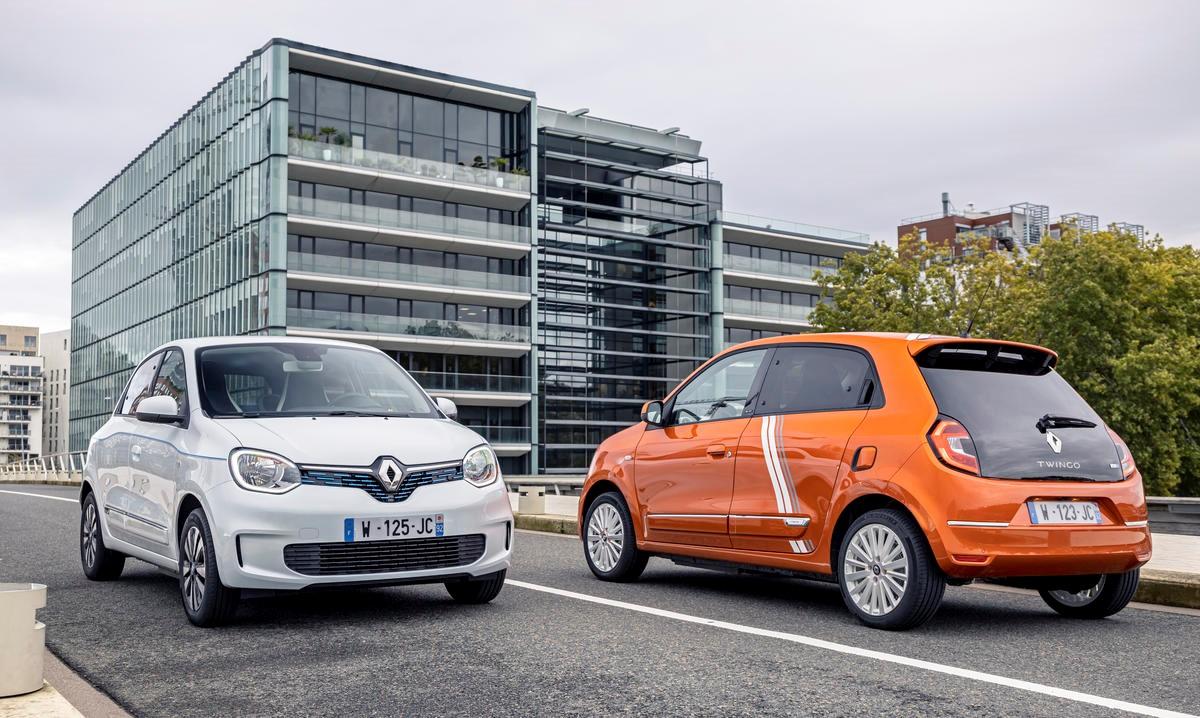Neuer Twingo Electric: City-Car par excellence!